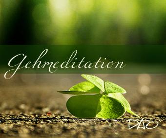 DAO Gehmeditation – Bewusste Lebensbewegung & Selbstheilung